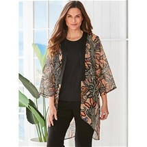 Light Kaftan Jacket