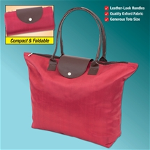 Satin - Look Folding Bag