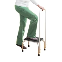 Handrail Safety Stool