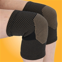Bamboo Copper-Infused Knee Support