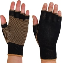 Mens Bamboo & Copper Infused Gloves