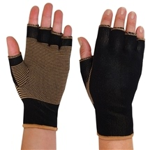 Ladies Bamboo & Copper Infused Gloves