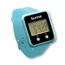 Santek Pedometer Watch