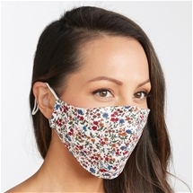 Floral and Polka Dot Mask Set