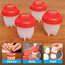 Easy-Boiled Eggs Set of 4