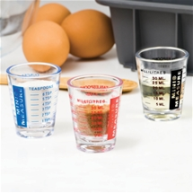 Mini Measures - Set of 3