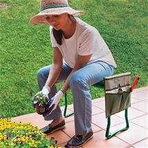 Garden Seat Kneeler With Organiser