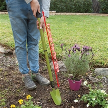 Telescopic Garden Shovel
