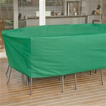 Garden Furniture Covers - Rectangular 6-8 Seater