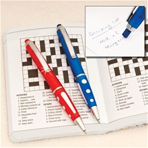Erasable Ink Pens (Set of 2)