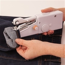 Hand Held Cordless Sewing Machine