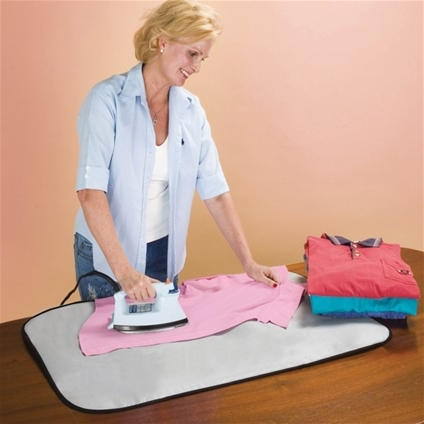 Portable Iron Pad