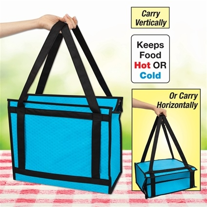 Insulated Hot and Cold Carry Caddy